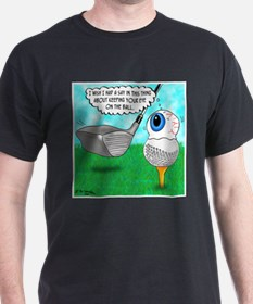 Keep Your Eye on the Ball T-Shirt
