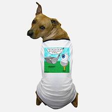 Keep Your Eye on the Ball Dog T-Shirt