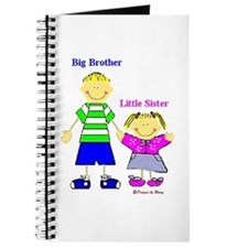 Big Brother Little Sister Journal