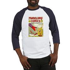 Thrilling Comics #8 Baseball Jersey
