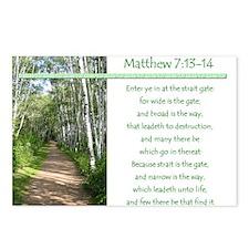 Matthew 7:13-14 (Pack of 8)