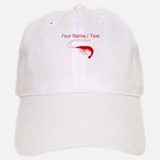 Custom Crawfish Baseball Baseball Cap