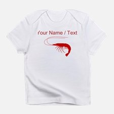 Custom Crawfish Infant T-Shirt