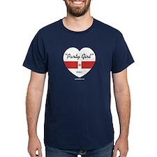 Party Girl Peru T-Shirt