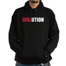 Evolution Love Hoodie