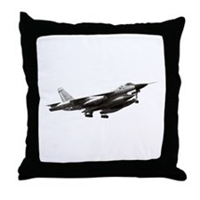 B-58 Hustler Bomber Throw Pillow