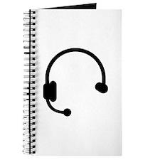 Headset headphones telephone Journal