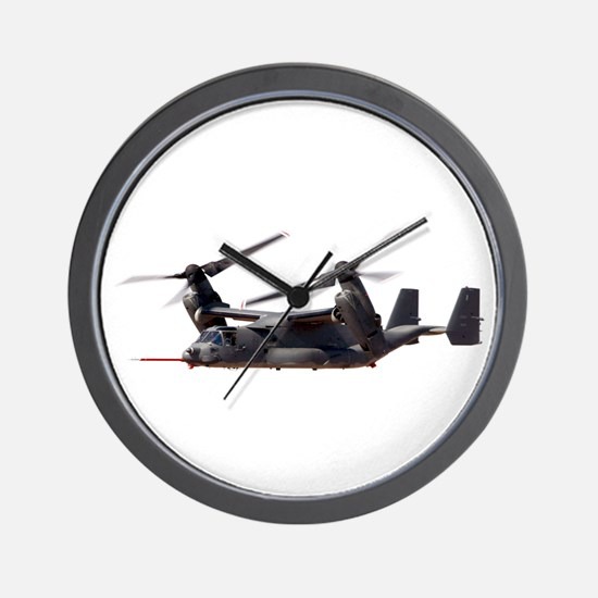 V-22 Osprey Aircraft Wall Clock