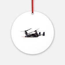 V-22 Osprey Aircraft Ornament (Round)