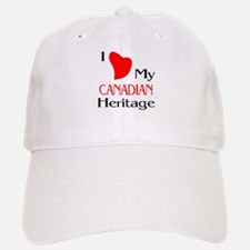 Canadian Heritage Baseball Baseball Cap
