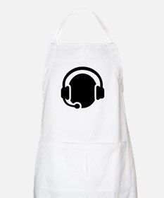 Headset call center Apron
