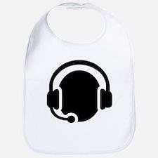 Headset call center Bib