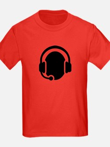 Headset call center T