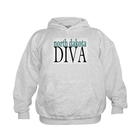 North Dakota Diva Kids Hoodie