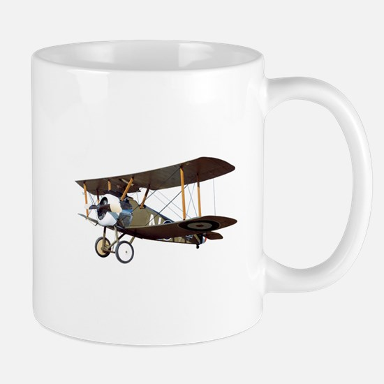 Camel Biplane Fighter Mug
