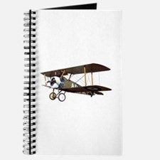 Camel Biplane Fighter Journal