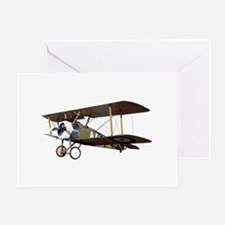 Camel Biplane Fighter Greeting Card