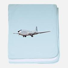 C-124 Globemaster II baby blanket