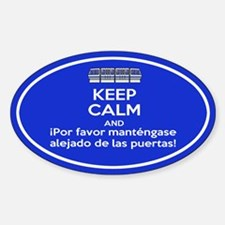 Por favor... Bumper Stickers