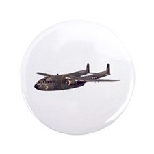"""C-119 Flying Boxcar 3.5"""" Button (100 pack)"""