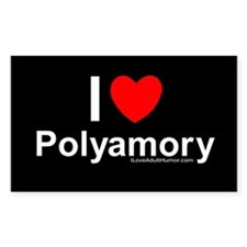 Polyamory Decal