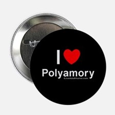 "Polyamory 2.25"" Button"