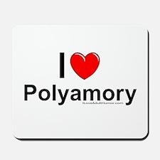 Polyamory Mousepad