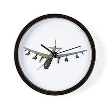 B-52 Stratofortress Bomber Wall Clock