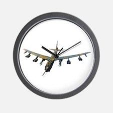 B-52 Stratofortress Bomber Wall Clock