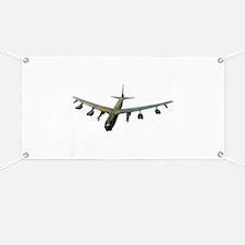 B-52 Stratofortress Bomber Banner