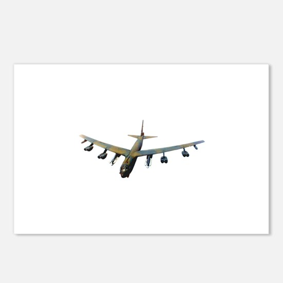 B-52 Stratofortress Bomber Postcards (Package of 8