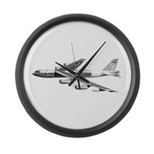 B-52 Stratofortress Bomber Large Wall Clock