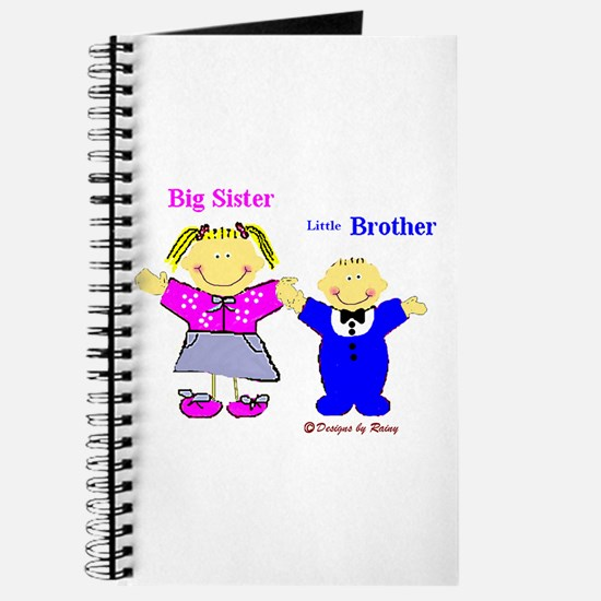 Big Sister and Little Brother Journal