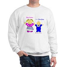 Big Sister and Little Brother Sweatshirt