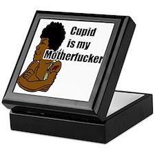 Cupid is my Motherfucker Keepsake Box