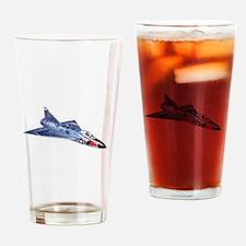 F-102 Delta Dagger Drinking Glass