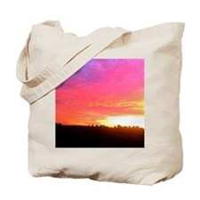 My Perfect Sunset Cat Forsley Designs Tote Bag