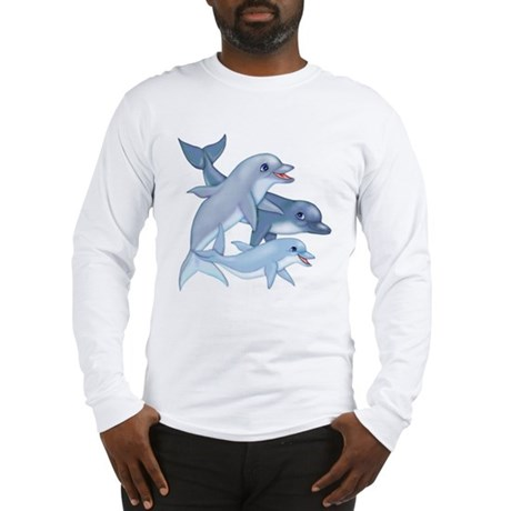 Dolphin Family Long Sleeve T-Shirt