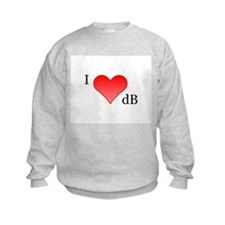 I Love dB Jumper Sweater