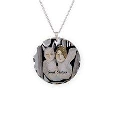 Soul Sisters Angels Necklace