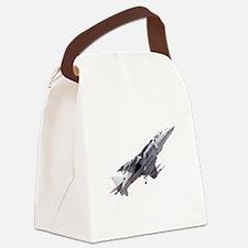 Harrier II Jump Jet Canvas Lunch Bag