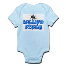 Island Style Infant Creeper