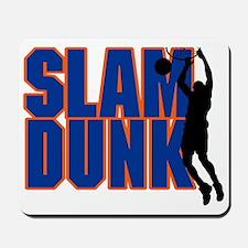 Slam Dunk Basketball Mousepad