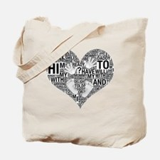 Hi Mommy and Daddy Maternity Design Tote Bag