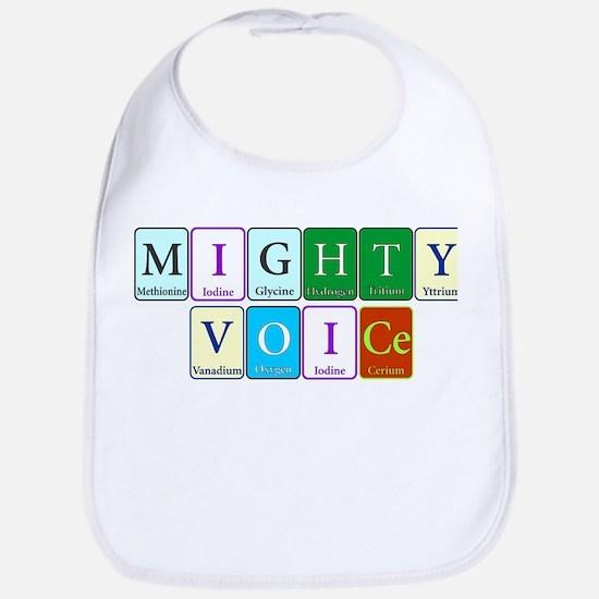 Mighty Voice Bib