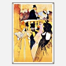 Toulouse-Lautrec: At the Opera Banner