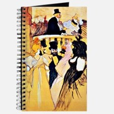 Toulouse-Lautrec: At the Opera Journal