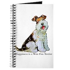 Fox Terrier Happiness Journal