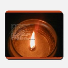 St. Francis Prayer Mousepad