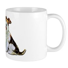Fox Terrier Happiness Mug